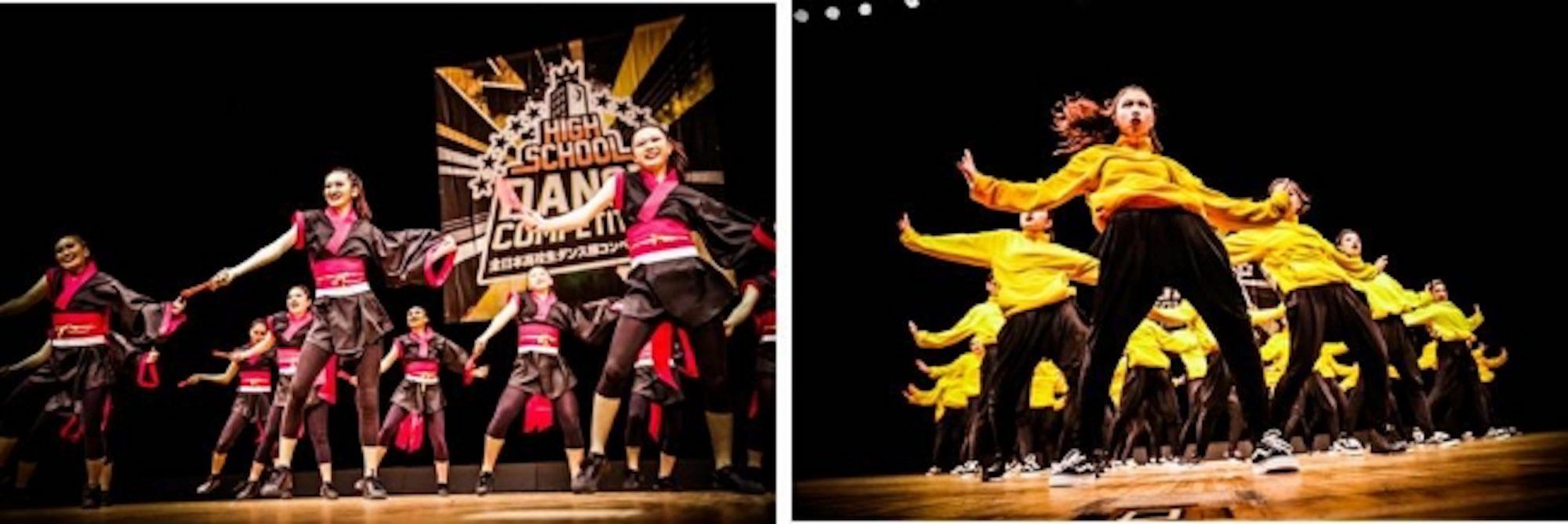 高校生のダンス部日本一を決定する全日本高校生ダンス部コンペティションがついに開幕!『マイナビHIGH SCHOOL DANCE COMPETITION 2019』