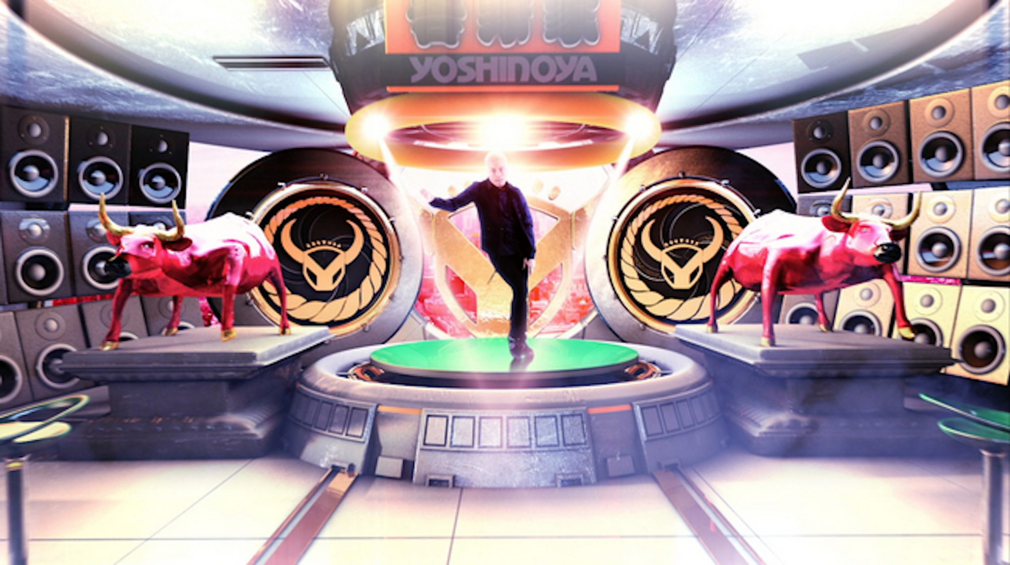 20××年の吉野家はこうなる!?近未来型コンセプト店舗とストリートダンスのコラボレーションを、ダンス界No.1プロデューサー・カリスマカンタローがCM化!